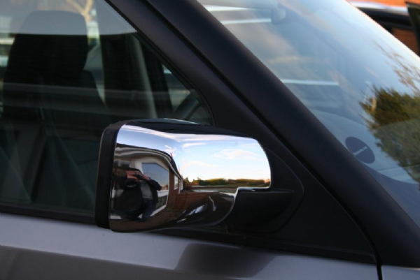 Land Rover Freelander 2 Chrome Mirror Covers - Full Covers